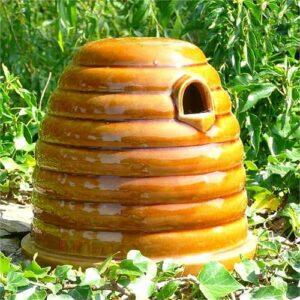 Ceramic Bee Hotel