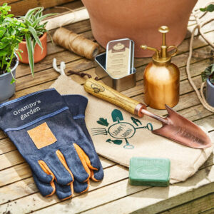 Personalised Garden Gift Set